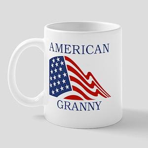 American Granny Mug