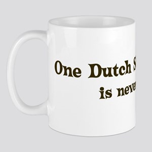 Dutch Shepherd Dog Mug
