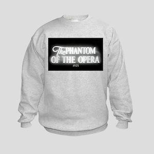 The Phantom of the Opera 1925 Kids Sweatshirt