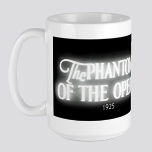 The Phantom of the Opera 1925 Large Mug