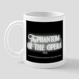 The Phantom of the Opera 1925 Mug