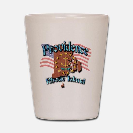 Providence Shot Glass