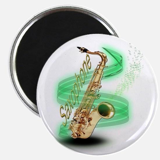 Saxophone wrap Magnet