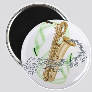BaritoneSaxophone Magnet