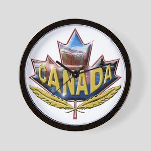 canadian9 Wall Clock