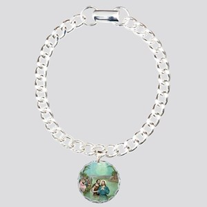 The Baptism of Jesus Christ - 1893 Charm Bracelet,