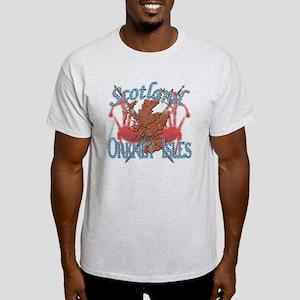 Orkney Isles Light T-Shirt