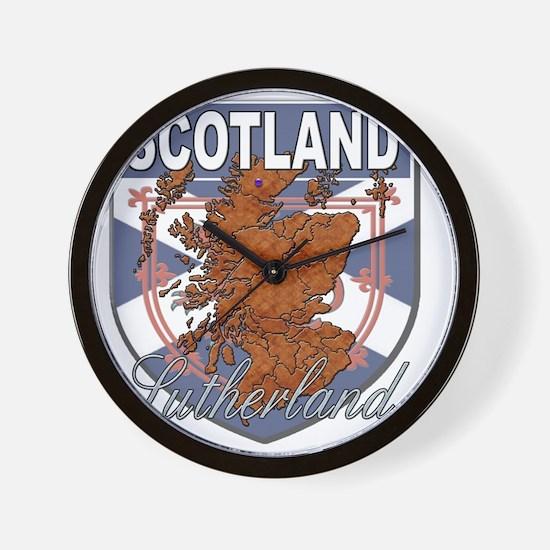 Sutherland Wall Clock
