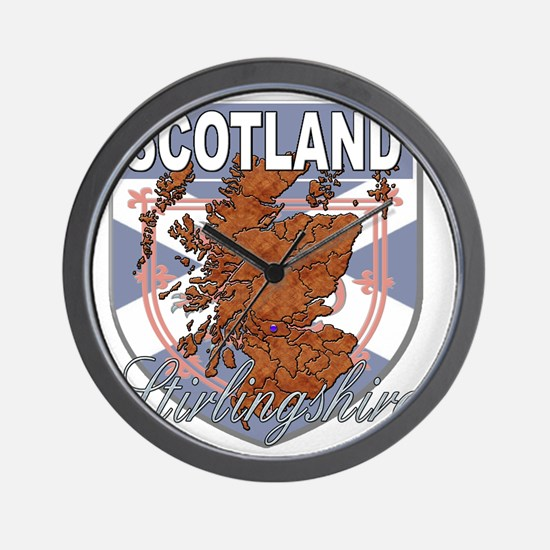 Stirlingshire Wall Clock