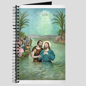 The Baptism of Jesus Christ - 1893 Journal