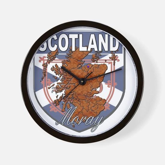 Moray Wall Clock