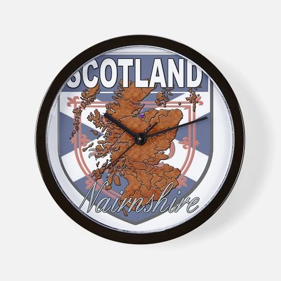 Nairnshire Wall Clock