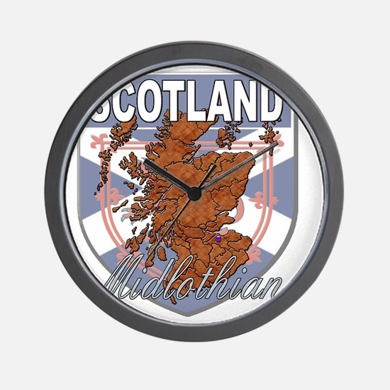 Midlothian Wall Clock