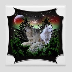 northernwolves Tile Coaster