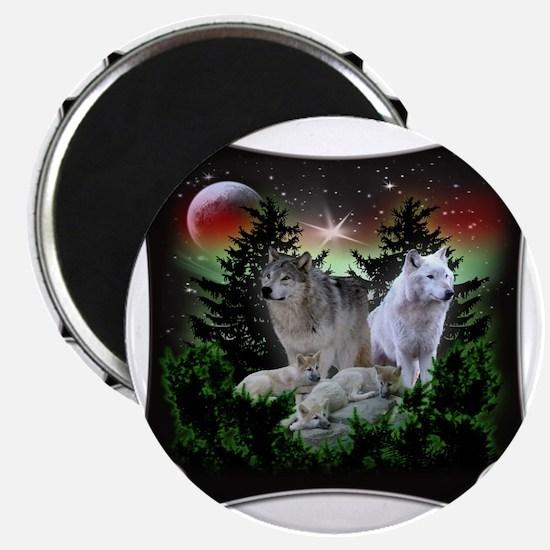 northernwolves Magnet