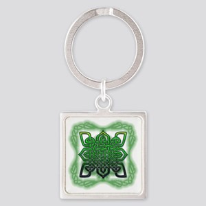 celtic Square Keychain