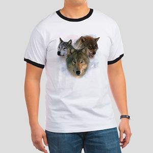 wolves Ringer T