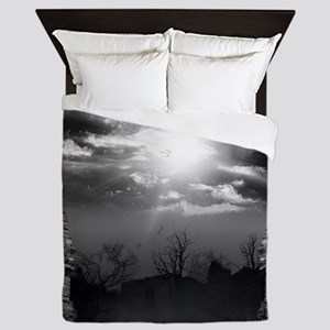 DarkGates Queen Duvet