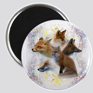 foxes Magnet