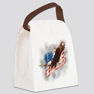 Faded Glory Canvas Lunch Bag