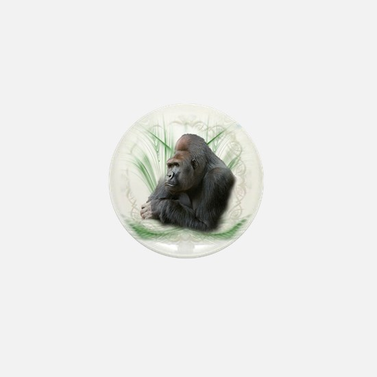 gorilla1 Mini Button