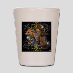 Foxy Shot Glass
