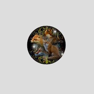 Foxy Mini Button