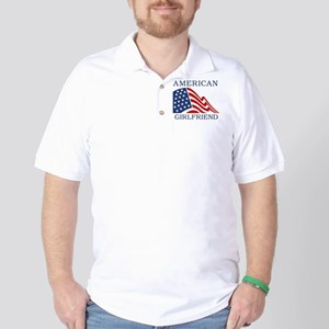 American Girlfriend Golf Shirt