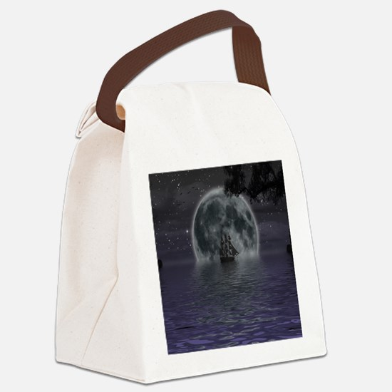 Mc16x20 Canvas Lunch Bag