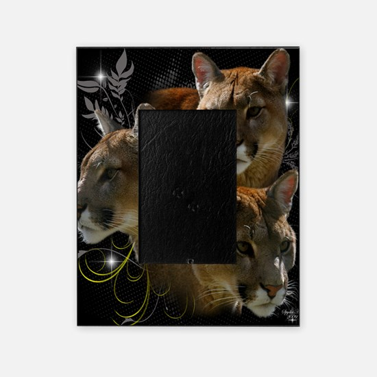 Cougars Picture Frame