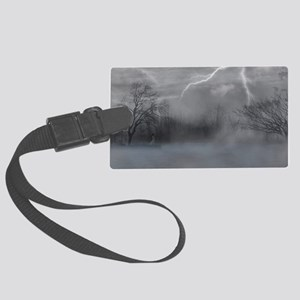 Loneliness Large Luggage Tag