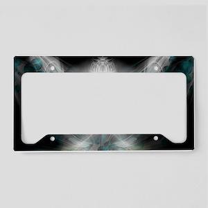 Angel License Plate Holder
