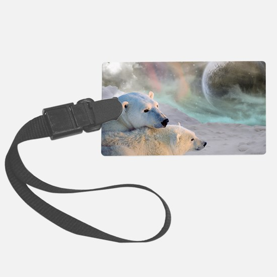 Top of the World Luggage Tag