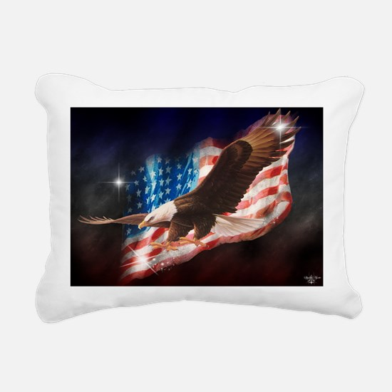 Faded Glory Rectangular Canvas Pillow