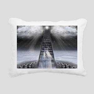Stairway to Heaven Rectangular Canvas Pillow