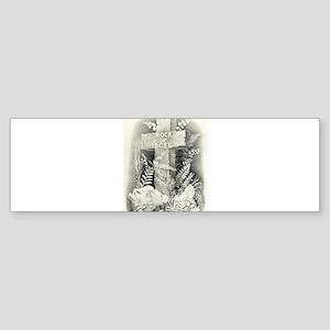 The Christian's hope - 1874 Sticker (Bumper)