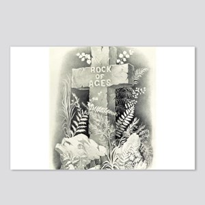 The Christian's hope - 1874 Postcards (Package of