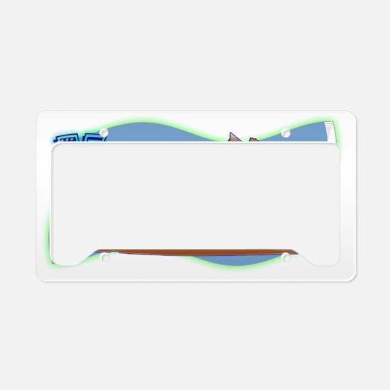Virginia License Plate Holder