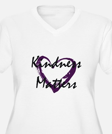 Kindness Matters Plus Size T-Shirt