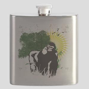gorilla sunset Flask