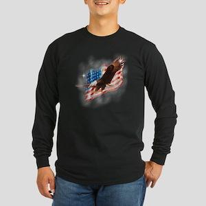 faded glory dark tees Long Sleeve Dark T-Shirt
