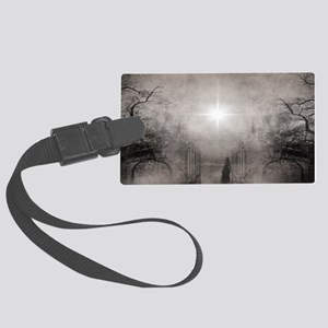Untitled-5 Large Luggage Tag