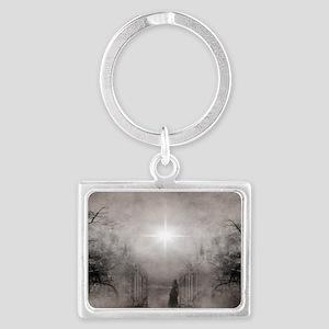 Untitled-5 Landscape Keychain