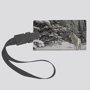 Untitled-10 Large Luggage Tag