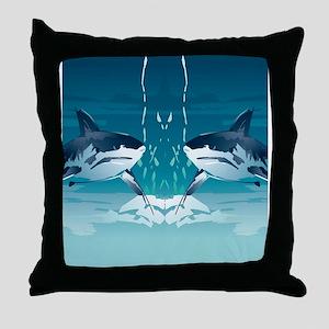 Shark Throw Pillow