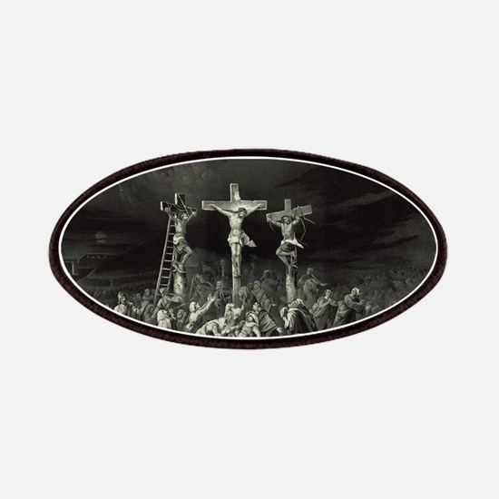 The Crucifixion - 1849 Patch