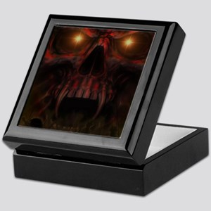 Depths of Hell Keepsake Box