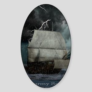 Story Seas Sticker (Oval)