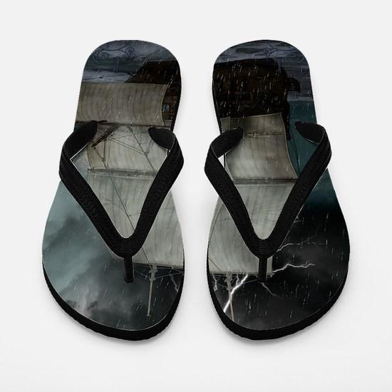 Story Seas Flip Flops