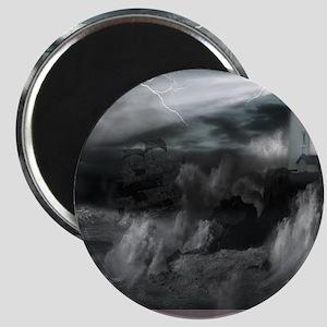 doomed seas framed Magnet